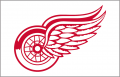 Detroit Red Wings 1983 84 Jersey Logo decal sticker