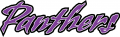 Prairie View A&M Panthers 2011-2015 Wordmark Logo iron on transfer