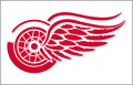 Detroit Red Wings 1948 49-1971 72 Jersey Logo decal sticker