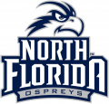 UNF Ospreys 2014-Pres Alternate Logo 01 decal sticker
