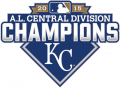 Kansas City Royals 2015 Champion Logo iron on transfer