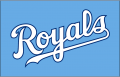 Kansas City Royals 2012-Pres Jersey Logo 02 iron on transfer