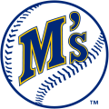 Seattle Mariners 1987-1992 Primary Logo decal sticker