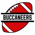 Football Tampa Bay Buccaneers Logo iron on transfer