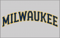 Milwaukee Brewers 2020-Pres Jersey Logo 01 iron on transfer