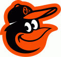 Baltimore Orioles 2019-Pres Primary Logo decal sticker