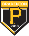 Pittsburgh Pirates 2018 Event Logo decal sticker