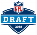 NFL Draft 2018 decal sticker