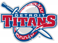 Detroit Titans 2008-2015 Primary Logo iron on transfer