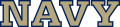 Navy Midshipmen 1998-Pres Wordmark Logo 02 iron on transfer