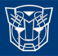 Autobots Indianapolis Colts logo iron on transfers