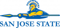 San Jose State Spartans 2000-2012 Alternate Logo decal sticker