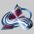 Colorado Avalanche Stainless steel logo iron on transfer