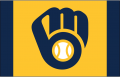 Milwaukee Brewers 2020-Pres Cap Logo iron on transfer