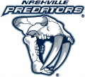 Nashville Predators 2001 02-2010 11 Alternate Logo iron on transfer