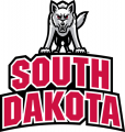 South Dakota Coyotes 2012-Pres Secondary Logo iron on transfer