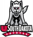 South Dakota Coyotes 2004-2011 Primary Logo iron on transfer