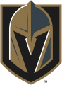 Vegas Golden Knights 2017 18-Pres Primary Logo decal sticker