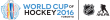 World Cup of Hockey Decal Sticker