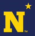 Navy Midshipmen 1942-Pres Alternate Logo iron on transfer
