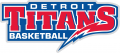 Detroit Titans 2008-2015 Wordmark Logo iron on transfer
