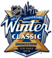 NHL Winter Classic 2017-2018 iron on transfer