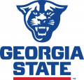Georgia State Panthers 2014-Pres Primary Logo decal sticker