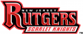 Rutgers Scarlet Knights 1995-Pres Wordmark Logo 01 iron on transfer