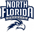 UNF Ospreys 2014-Pres Primary Logo decal sticker