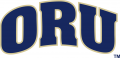 Oral Roberts Golden Eagles 1993-2016 Secondary Logo decal sticker