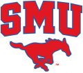 SMU Mustangs 2008-Pres Secondary Logo 03 decal sticker