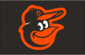 Baltimore Orioles 2012-Pres Cap Logo 02 decal sticker