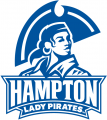 Hampton Pirates 2007-Pres Alternate Logo 02 decal sticker