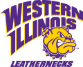 Western Illinois Leathernecks 1997-Pres Primary Logo iron on transfer