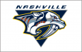 Nashville Predators 2007 08-2010 11 Jersey Logo iron on transfer