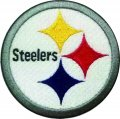 Pittsburgh Steelers Logo Patches001