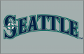 Seattle Mariners 2015-Pres Jersey Logo 02 decal sticker