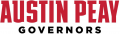 Austin Peay Governors 2014-Pres Wordmark Logo iron on transfer