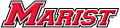 Marist Red Foxes 2008-Pres Wordmark Logo 02 iron on transfer