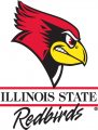 Illinois State Redbirds 1996-2004 Primary Logo decal sticker