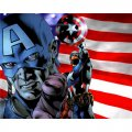 Captain America DIY decals stickers 2