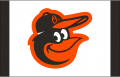 Baltimore Orioles 2012-Pres Cap Logo 01 decal sticker