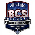 BCS Championship Game Primary Logos  DIY decals stickers