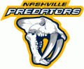 Nashville Predators 2006 07-2010 11 Alternate Logo iron on transfer