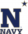 Navy Midshipmen 1998-Pres Alternate Logo 02 iron on transfer