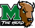 Marshall Thundering Herd 2001-Pres Alternate Logo 08 decal sticker
