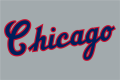Chicago White Sox 1987-1990 Jersey Logo 02 iron on transfer