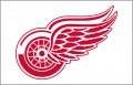 Detroit Red Wings 1984 85-Pres Jersey Logo decal sticker