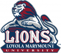 Loyola Marymount Lions2001-2007 Alternate Logo 02 iron on transfer
