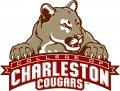 College of Charleston Cougars 2003-2012 Primary Logo decal sticker